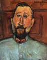 doctor devaraigne 1917 Amedeo Modigliani